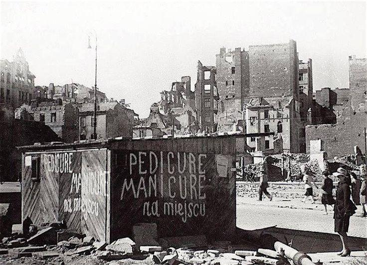 70-lecie Osiedla Jazdów. Zobacz niezwykłe zdjęcia z odbudowy Warszawy!