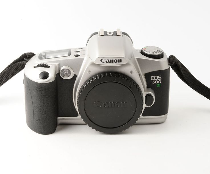 Canon EOS 500 N 35mm Film SLR Camera Body Auto Focus by Tiddalik