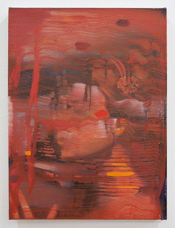 Kiss II  Artista: Bartosz Beda, óleo sobre lienzo, 56x42cm, 2014  Artist: Bartosz Beda, oil on canvas, 56x42cm, 2014 (300dpi)  #art #arte #contemporaryartwork #pintura #paint #bac #dibujo #drawing