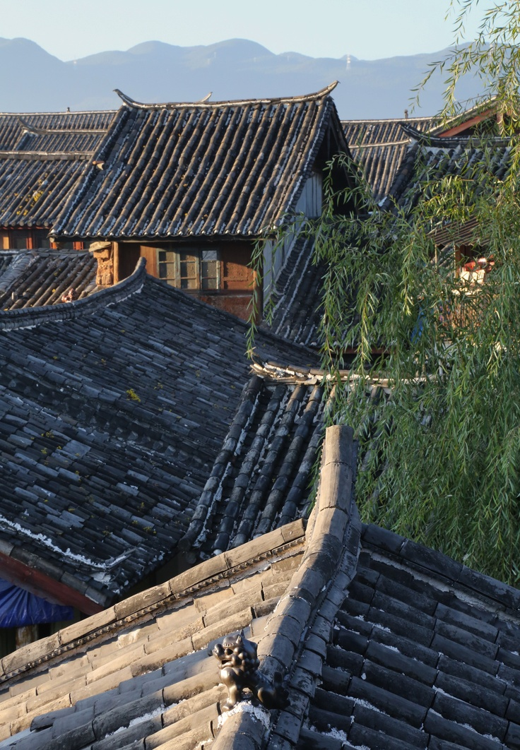Old Town in Lijiang, China #NomadsSecrets
