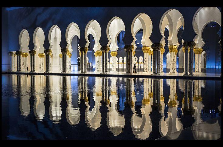 Sheikh Zayed Mosque - Abu Dhabi,UAE