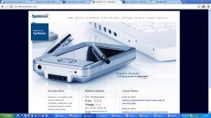 systemax #ecommercewebsite design