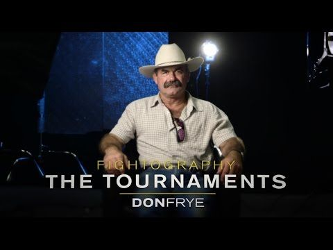 Fightography: The Tournaments - Don Frye Now Streaming