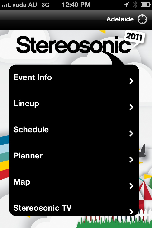 Stereosonic 2011 iPhone / Android App *No.1 Free Music App *Top 25 FREE Chart Topper @stereosonic