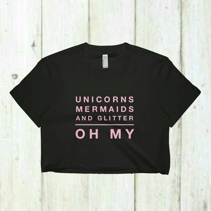 Unicorns Mermaids and Glitter,Unicorn Shirt,Mermaid Shirt,Glitter Shirt,Kawaii Tops,Teen Girl Gifts,Gifts For Her,Funny Tops,Funny shirts by MelmonSquad on Etsy