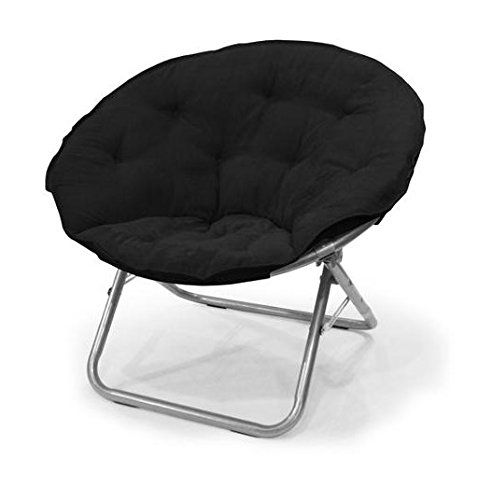 Urban Shop Microsuede Saucer Chair, Black Urban Shop https://smile.amazon.com/dp/B00ONH9TXU/ref=cm_sw_r_pi_dp_x_RkEWyb0X0HMM2