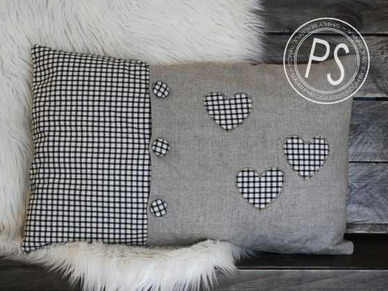 cute cushion cover with instructions