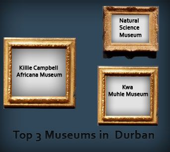 Top 3 Museums That Draw Tourists to Book Cheap Tickets to Durban