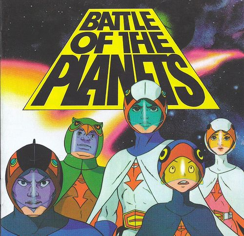 Battle of the Planets.