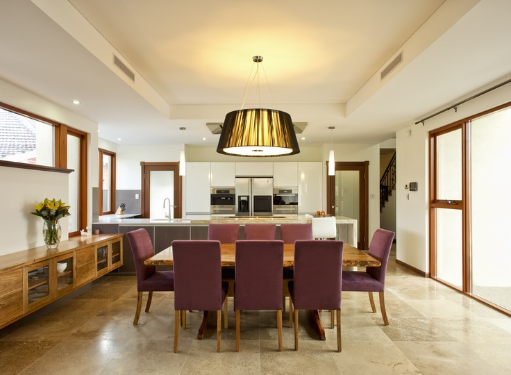 Beautiful dining area, Wembley project