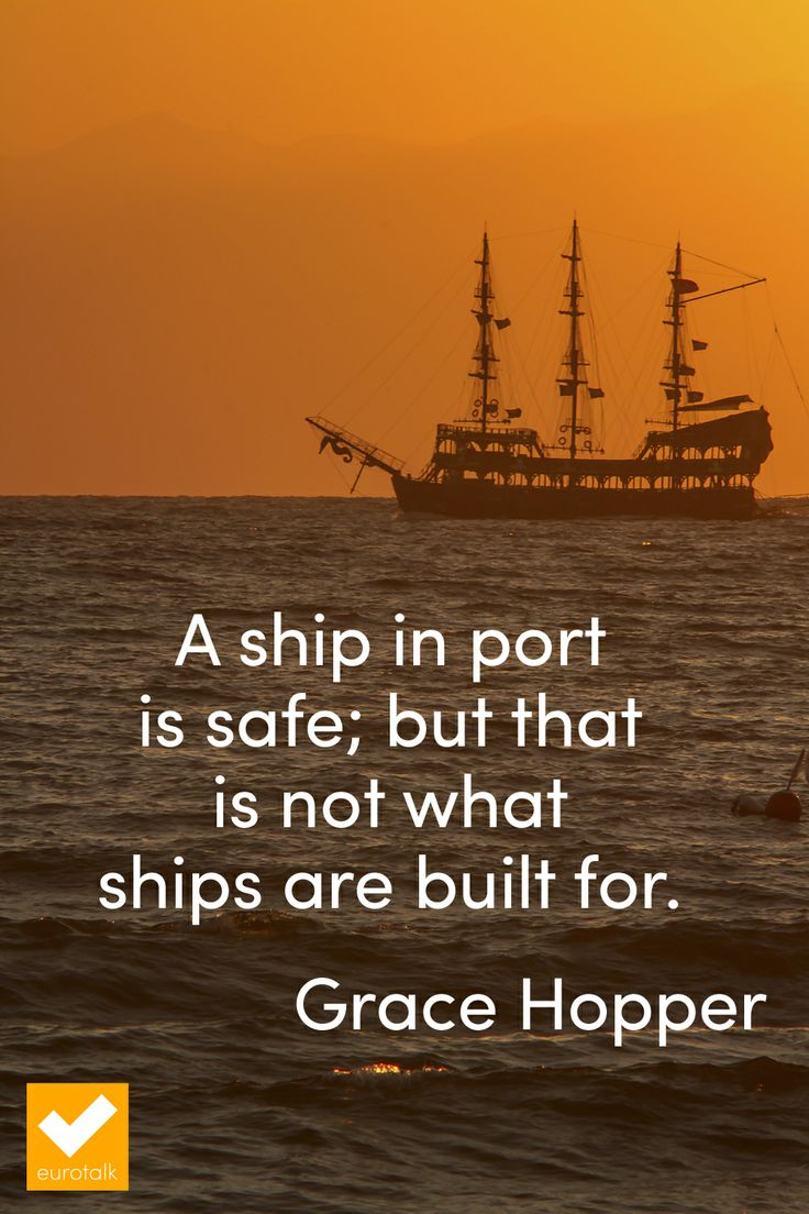 Ship Quotes 121 Best Inspirational Quotes Images On Pinterest  Inspiring