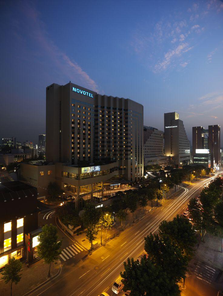 노보텔 앰배서더 서울 강남 Novotel Ambassador Seoul Gangnam