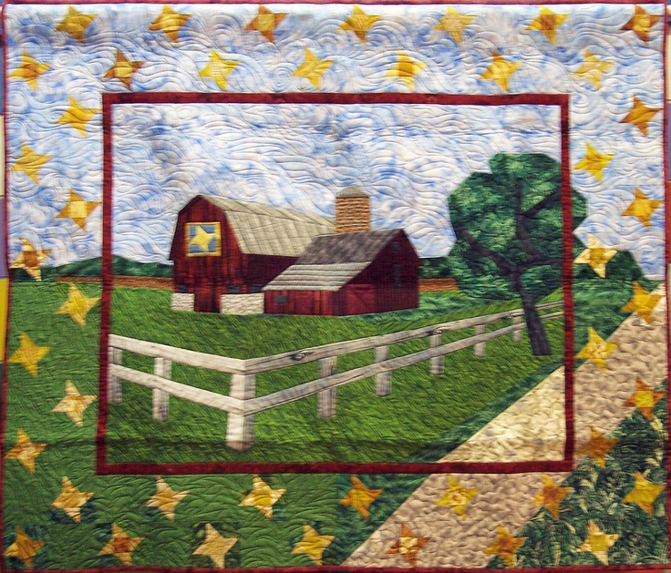98 best ART QUILTs / WALL HANGINGs <> Quilted images on Pinterest ... : quilted art - Adamdwight.com