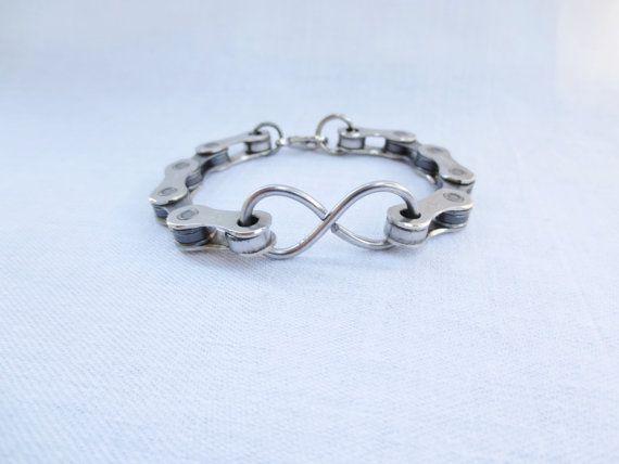 Bicycle Jewelry Bikes Eternity Bracelet Bicycle Chain Bracelet Bicycle Accessories