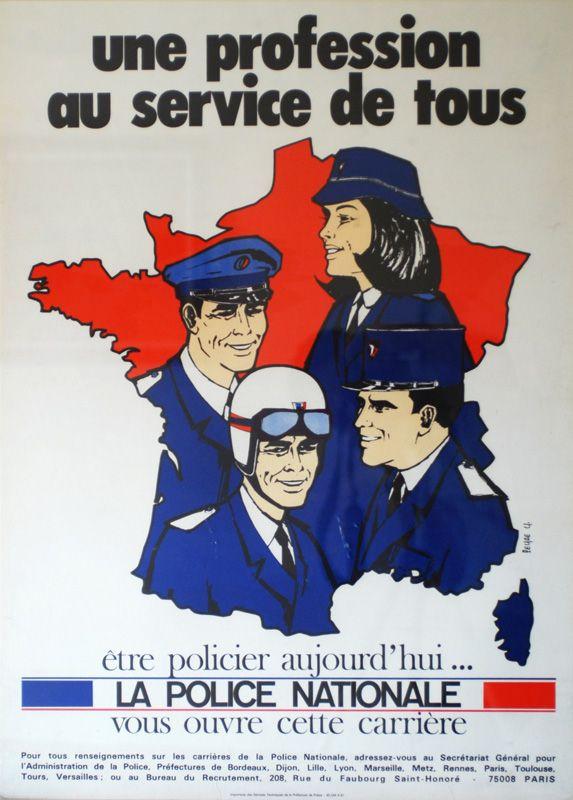 Afbeeldingsresultaat voor police un métier d homme