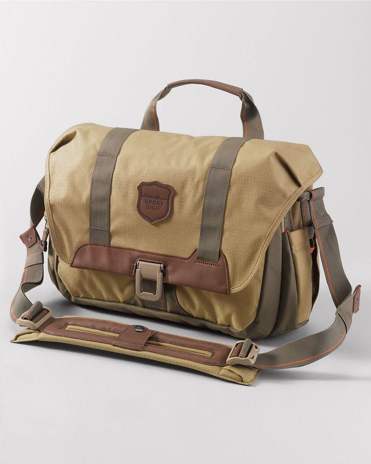 Adventurer® Field Messenger Bag | Eddie Bauer | The great ...