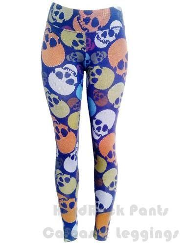 #calça #legging #estampada #promoção #CinturaAlta #caveira #caveirinhas #pixel #azul #printed #leggings #skull #blue | hardrockpants.loja2.com.br | www.instagram.com/hardrockpants | www.facebook.com/hardrockpants