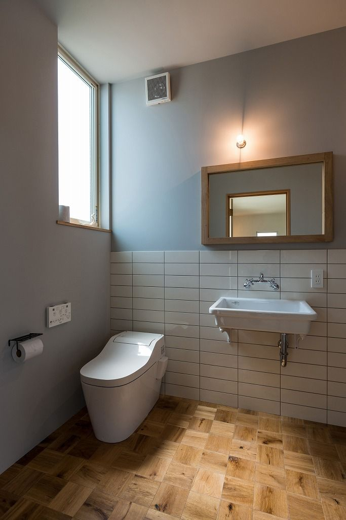 ENJOYWORKS/エンジョイワークス/toilet/トイレ/リノベーション/renovation/SKELTONHOUSE/スケルトンハウス