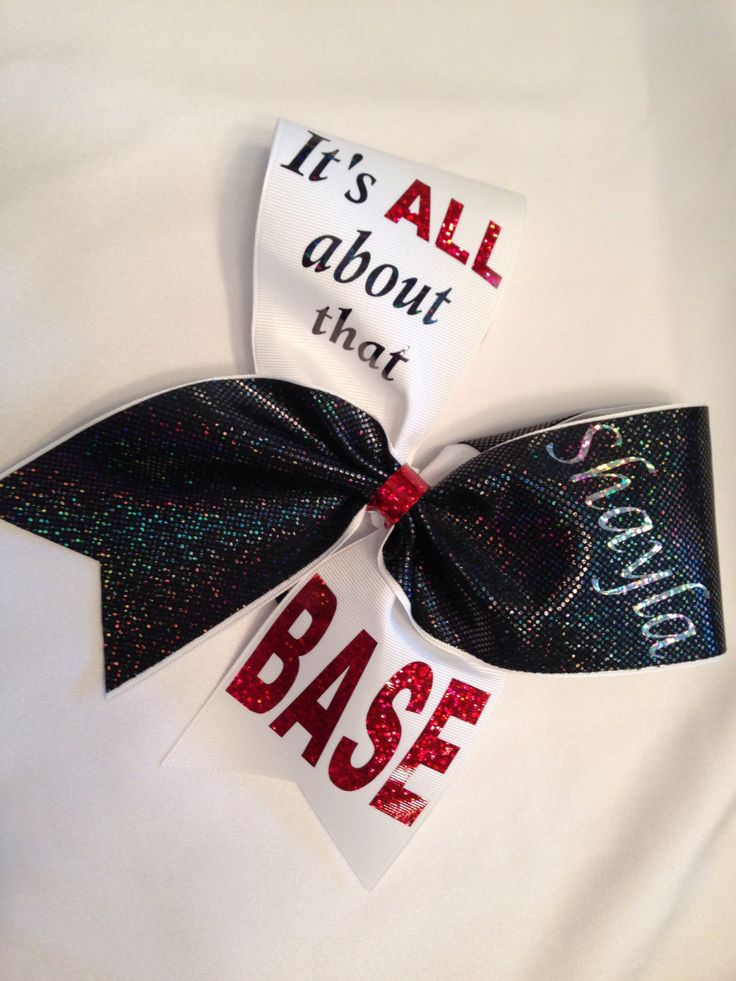 All star style base holographic cheer bow with matching fabric choose color by SweetAngelDreamBows on Etsy