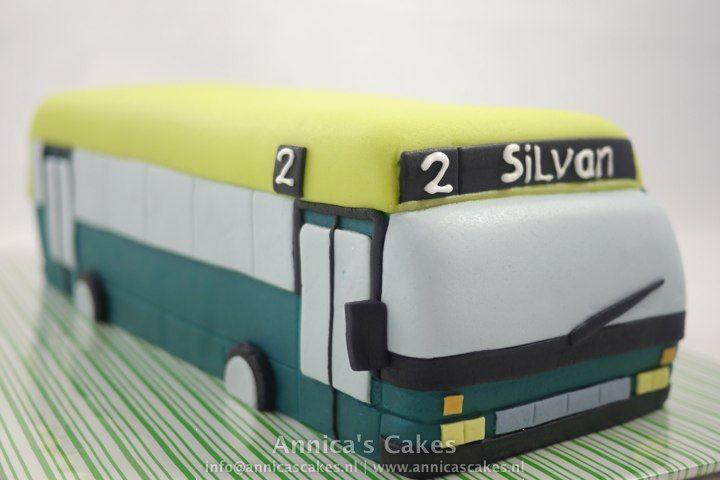Connexion bus taart