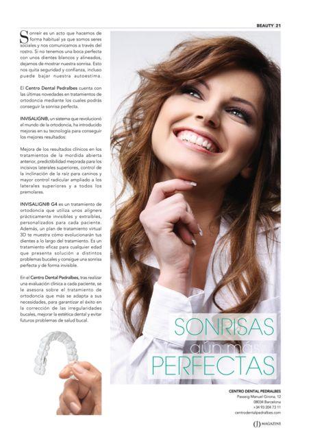 Sonrisas aun mas perfectas #CentroDentalPredralbes #sonrisa #Barcelona #estetica #belleza #beauty