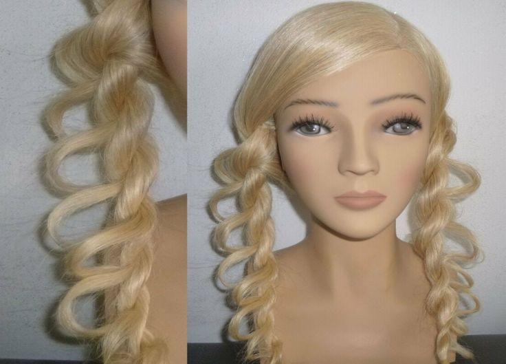 Витая Коса-Жгут в школу. Причёски своими руками:Braid Hairstyles.Trenzas...