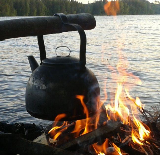 Nokipannukahvia, coffee in Finland