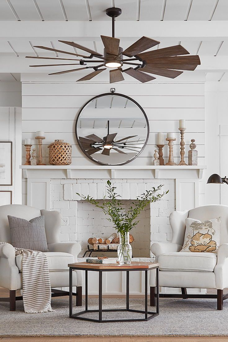 The 62 Prairie Fan Is Reminiscent Of A Windmill Boasting 14