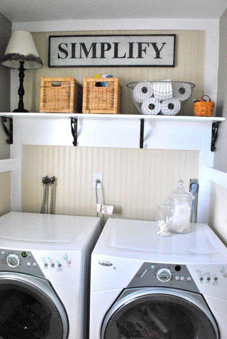 65 Best La Laundry Rooms Images On Pinterest Room. Over Washer And Dryer  Storage ...