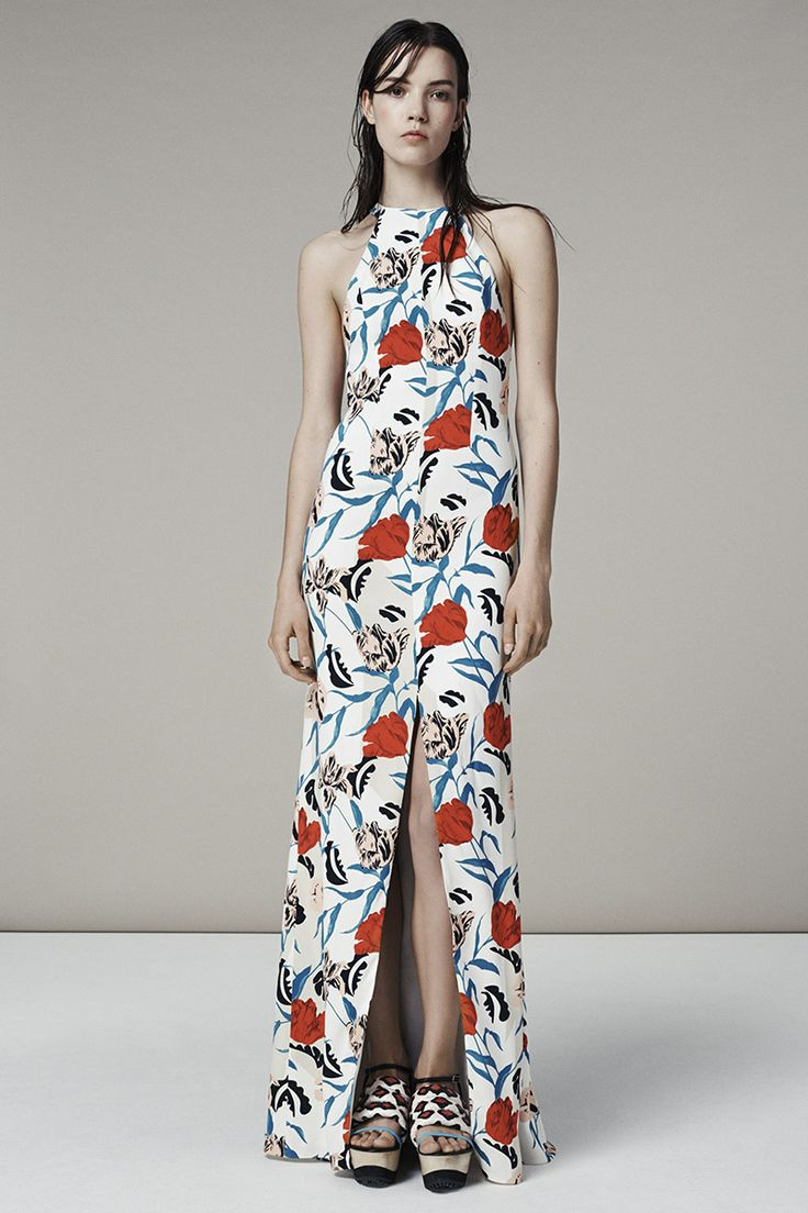 Thakoon Resort 2015. Read the review on Vogue.com.