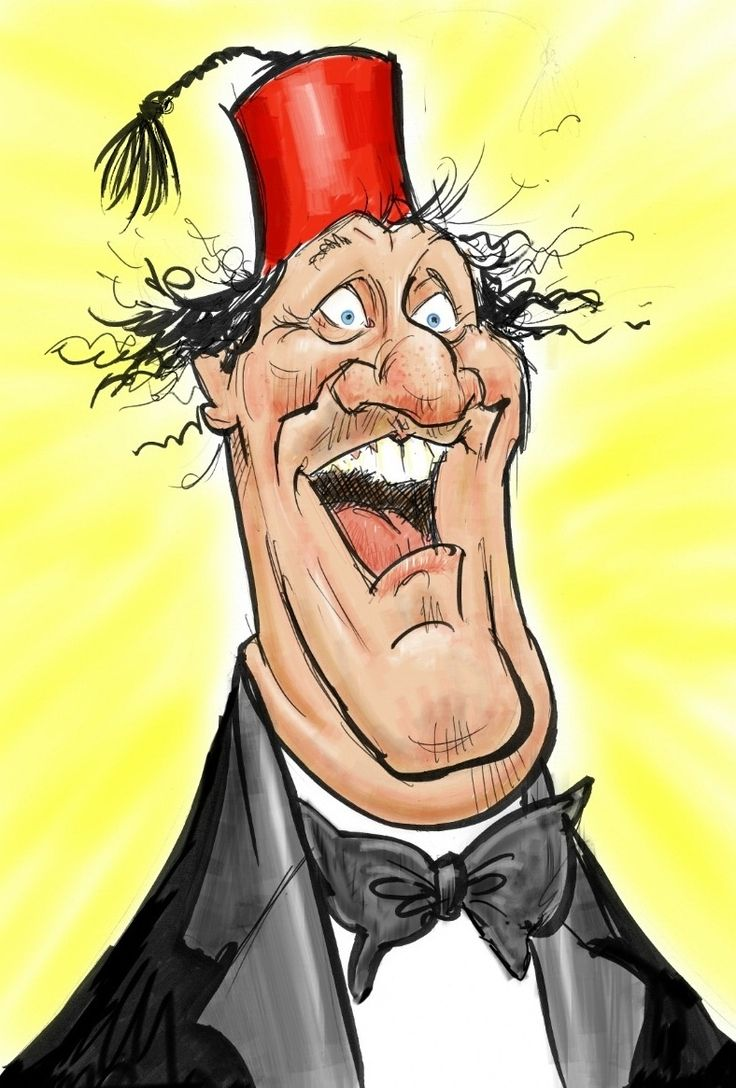 Caricatures - Paul Baker Caricaturist | Paul Baker Caricaturist