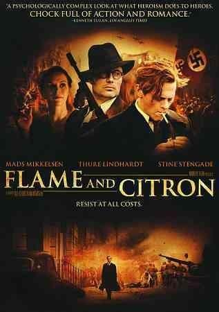 Flame & Citron watch full online - 123Movies