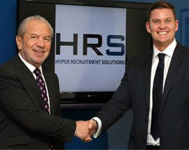 Hyper Recruitment Solutions; owned by Lord Alan Sugar & Apprentice winner Ricky Martin uses CV-Library to source candidates!  Find out more: http://www.cv-library.co.uk/link/1hAH