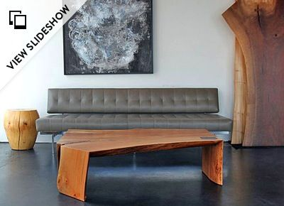 Urban Hardwoodsu0027 Eco Harvested Furniture | Home + Garden | PureWow Los  Angeles