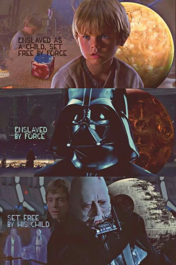 Love this! Anakin.