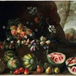 A 17th-Century Stanchi Painting Reveals the Rapid Change in Watermelons through Selective Breeding [Updated]