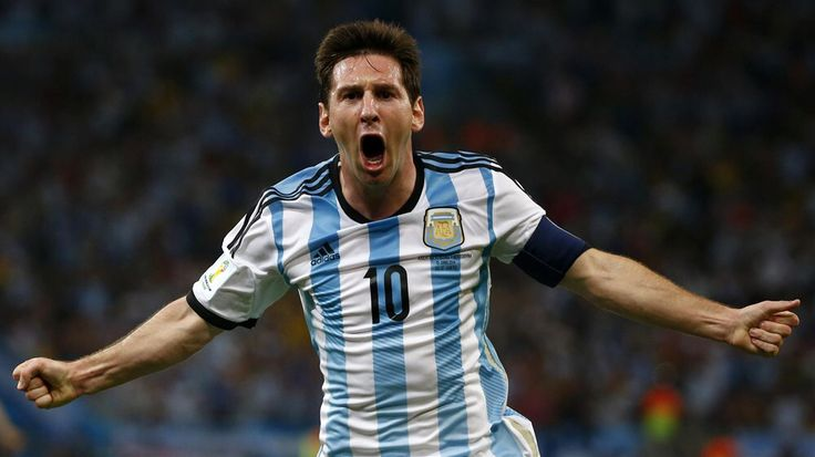 Lionel Messi is just 4 international goals away from equalling Gabriel Batistuta's all-time Argentina record of 54. (01/06/16)