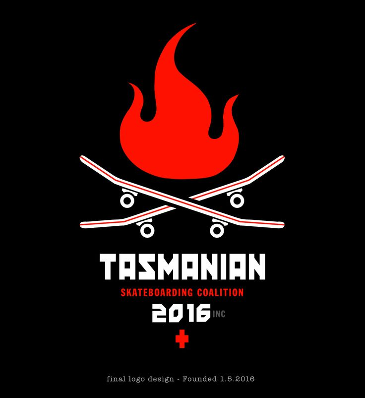 Look out world the Revolution is coming... Tasmanian Skateboarding Coalition has landed and this is what 'we' look like SkullyBloodrider.