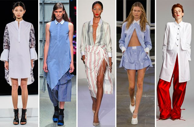 Material: Shirting the Issue