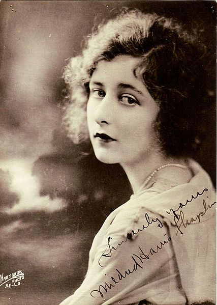Mildred Harris,Charlie Chaplin's first wife