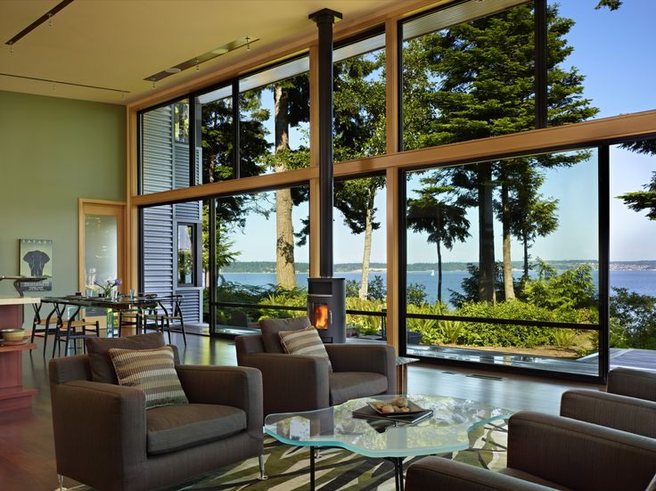 FINNE Architects - Project - Port Ludlow Residence - Image-6