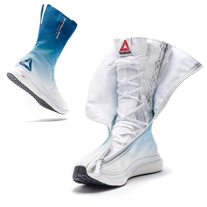 Design News - New Astronaut Boots from Reebok  Reebok partnered with David Clark Company to develop the Floatride Space Boot SB-01 a footwear specifically designed for astronauts bringing the first design change in over 50 years.  The zip up cover of the boots is made from a fire-resistant polymer named Nomex while the stretchy mesh on the inside provides freedom of movement and keeps footwear in place even in zero-gravity conditions. According to Reebok the Floatride foam technology allowed…