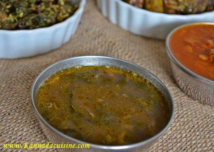 Recipe Of Cake In Kannada: KANNADA CUISINE: Hesaru Kalu Menasina Saaru