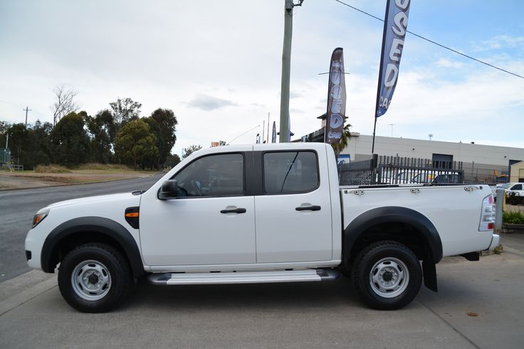 2010 Ford Ranger XL (4x2) Dual Cab Pick-Up Glenn's Quality Cars 3 Groves Ave, Mulgrave Sydney NSW 2756. (02) 4577-6133 www.glennsquality... sales@gqcnsw.com.au #Carbuyingasitshouldbe