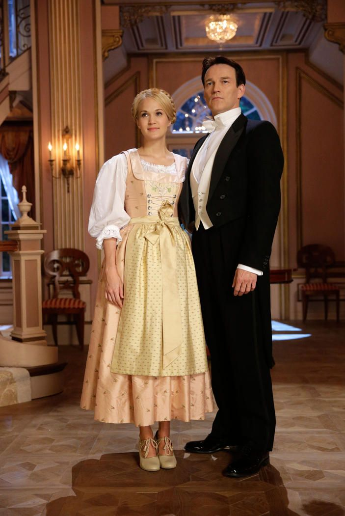"""The Sound of Music Live!"" - Carrie Underwood and Stephen Moyer"