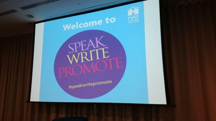 Hay House Speak, Write & Promote 2014 DSC_1565