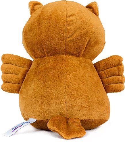 Amazon.com: Twinkle Twinkle Owl & Αστέρι Επίσημη Λούτρινα Χαρακτήρες (σετ 2pc): Παιχνίδια