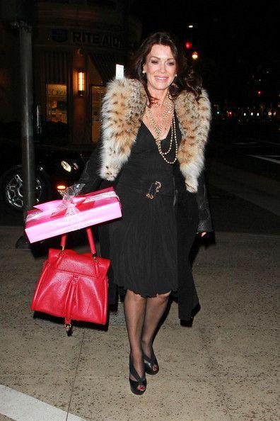 Lisa Vanderpump Photos: Paris Hilton and Cy Waits at Her Aunt's Birthday Party