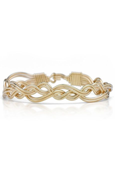 The Celtic Knot Bracelet by Ronaldo