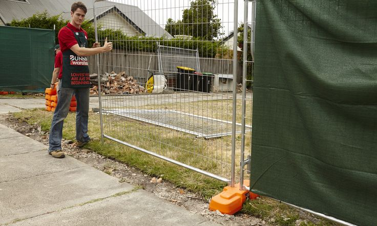 How to Erect Temporary Fencing, Step-by-Step Guide